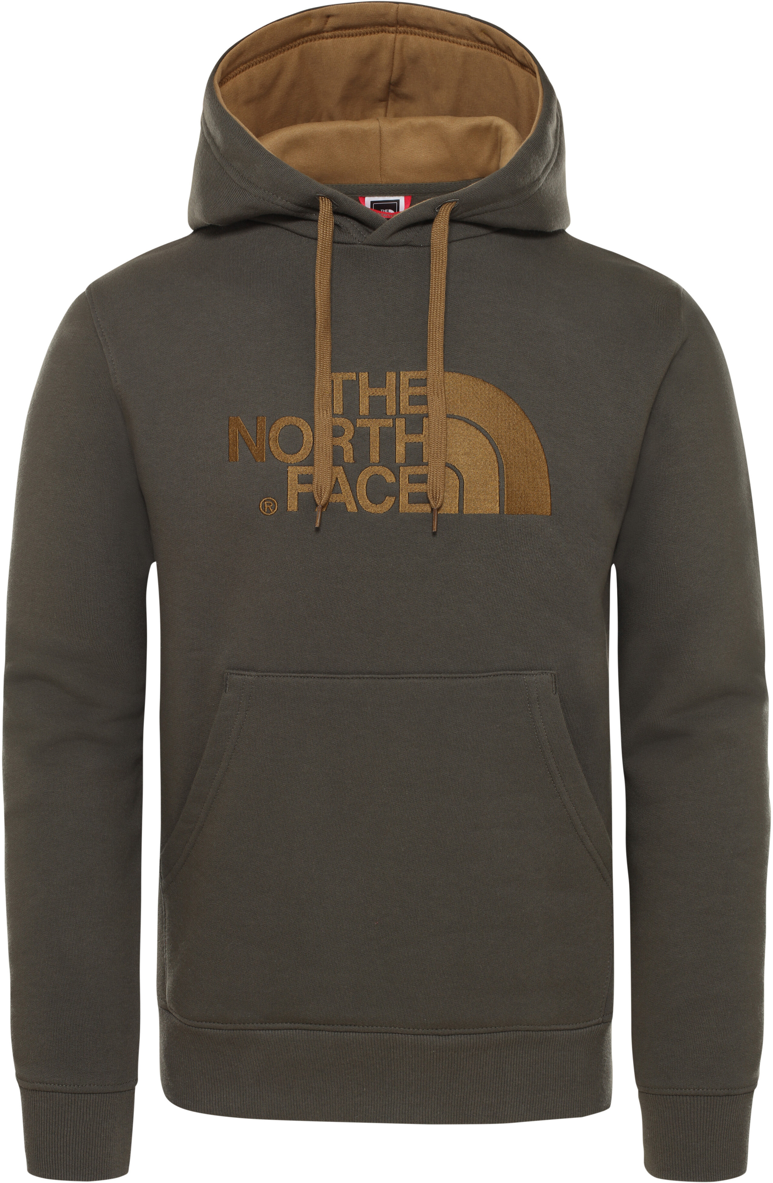 big sale 38193 a0626 The North Face Drew Peak Pullover Hoodie Herren new taupe green/britsh khaki